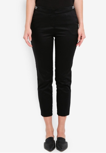 OVS black Women's Trousers 35591AA8E94A28GS_1
