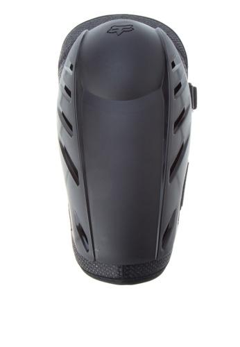 Fox Racing black Launch Sport Elbow FO276AC0KAB8PH_1