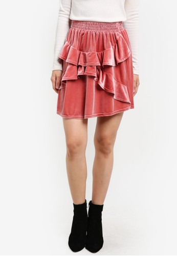 The Fifth Label pink Exhibition Skirt TH664AA0S3Q6MY_1