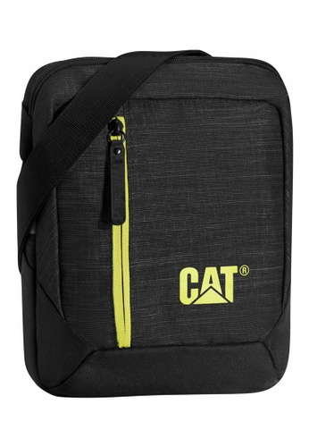 Caterpillar black CAT The Project Edition Sports Tablet Bag Black/Lime F06A3AC9CDDF93GS_1