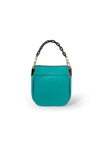 Esfolar green Esfolar Saddle Bag (EA190010) B9630AC117FCEAGS_1