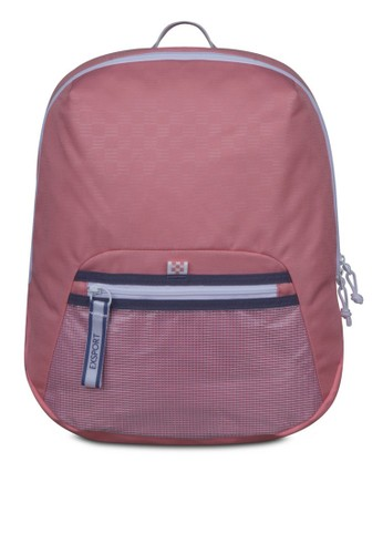 Exsport pink Exsport Hannah Olympia Backpack - Pink 15L 4CE8BACEFECAD5GS_1