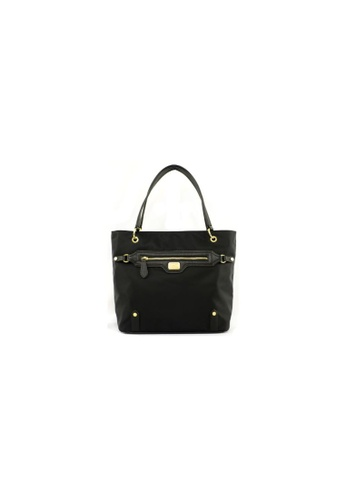 RENOMA Paris black Renoma Ladies Nylon Shoulder Tote Bag 1905086-00 9B261AC61BAFB6GS_1