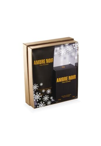 Buy Yves Rocher Yves Rocher Amber Noir Eau De Toilette Set Online