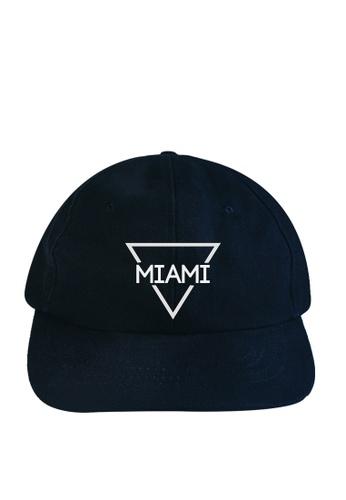 HYPE MNL blue Miami Baseball Cap 6D86DACDE5B45EGS_1