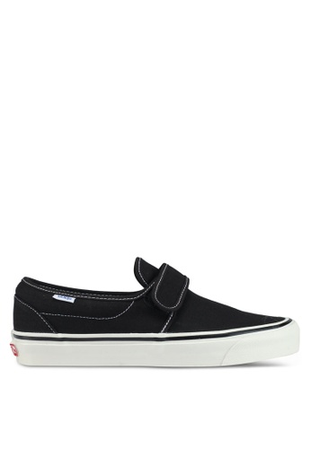 VANS black Slip-On 47 V DX Anaheim Factory VA142SH0SWV9MY_1