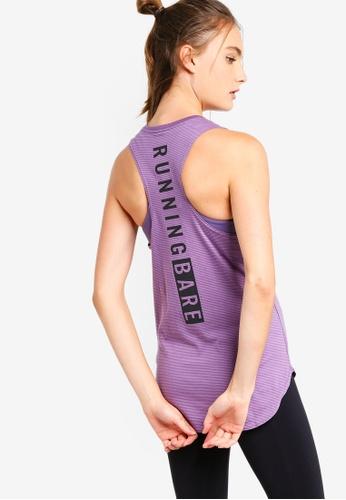 Running Bare purple Tank Top 687C4AAD35899BGS_1
