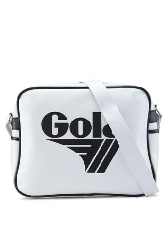 Gola black and white Redford Bag 92006AC96D92DDGS_1