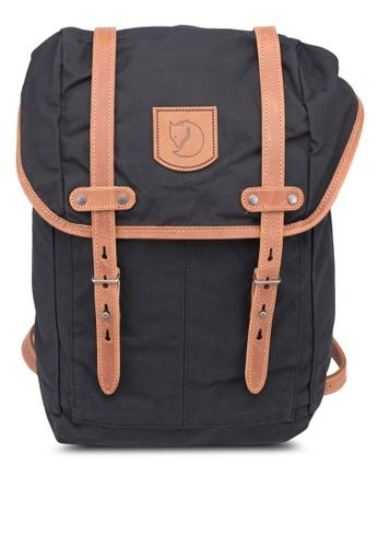 Fjallraven Kanken black Rucksack No.21 Small Backpack FJ382AC0SX96MY_1