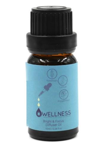 Owellness Bright & Focus (Concentration) Diffuser Oil C18EFES9CA100BGS_1