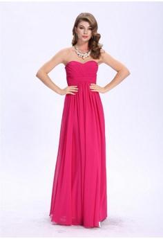 52df2b8d22cc ANNE F Elegant Style Chiffon Long Evening Dress AN664AA36QCLHK 1