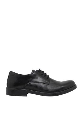 IMAC Shoes black F. Hearty Shoes 0F7D2SH9B64949GS_1