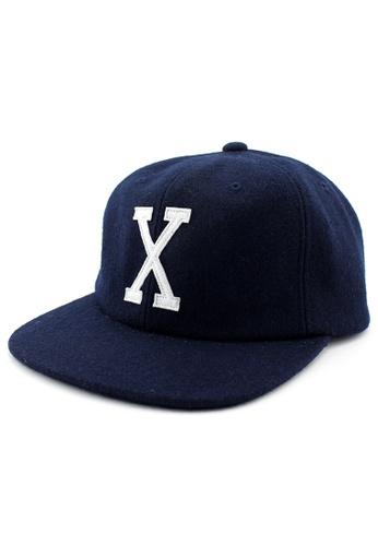 DOSSCAPS blue TRENTA Triple X Wool Baseball Cap (Blue) 35F55AC05393DCGS_1