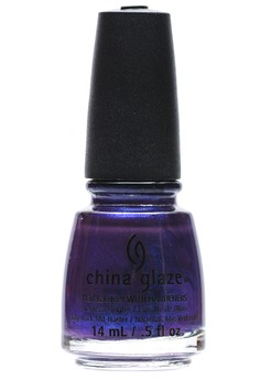 Bizarre Blurple Nail Polish