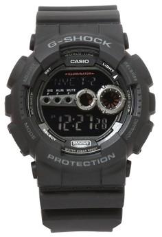 G-Shock Watch GD-100-1BDR