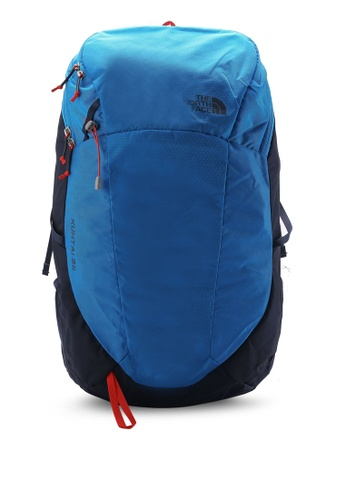 The North Face blue Kuhtai 34 Backpack TH274AC06WLPMY_1