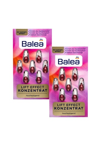 BALEA BALEA Lift Effect Anti-Wrinkle Face Concentrate Serum (7capsules) x2 Pink(BAL-585486A) F8DF1BEB867CA1GS_1