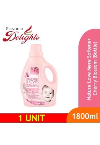 Prestigio Delights black Nature Love Mere Softener Cherry Blossom (Bottle) 1800ml D3F94ES55AD8CAGS_1