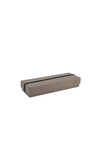 Milton Home grey SET OF 3 Milton Home MH BD0483-G Pencil Box  20X7X3.5 Home Organizer / Space Saver / Storage D9E28HL8AF24CCGS_1