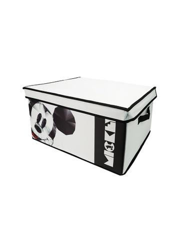 HOUZE HOUZE - Geometric  - Foldable Storage Box (Disney) - L FE74AHL329DEBAGS_1