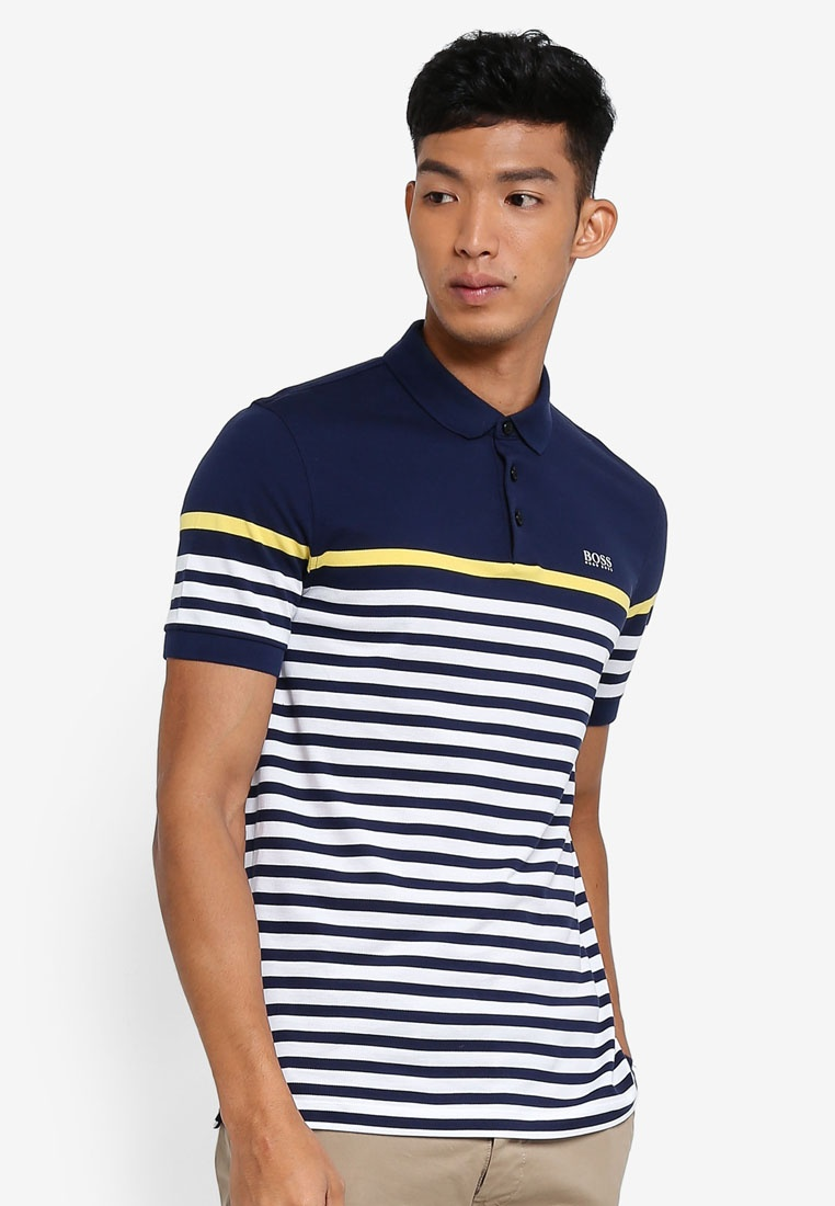 Navy Prout Capsule x Polo BOSS Shirt Schooling Joseph xOTnTAwfWq