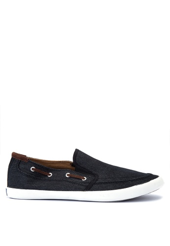 H2Ocean black Calder Sneakers H2527SH0J08IPH_1