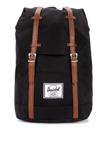 0ac9e1b4643 Shop Herschel Retreat Backpack Online on ZALORA Philippines