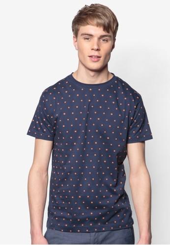 幾何圖形T 恤, esprit outlet 台中服飾, 印圖T恤