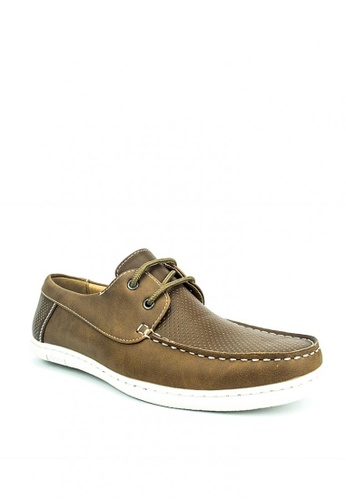 Cardam's Lifestyle brown Rey Lifestyle Sneakers 643A5SHEEE0F0AGS_1