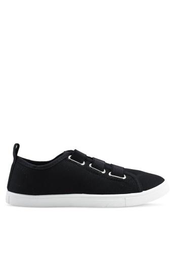 Rubi 黑色 Olsen 彈性懶人鞋 BC5AESH80E2099GS_1