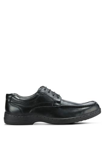 Bata black Comfit Men's Dress Shoes BA156SH0RCUIMY_1
