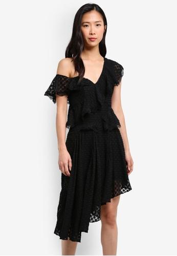 Bardot black Senorita Dress BA332AA0S161MY_1
