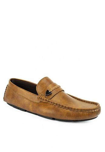 Mario D' boro Runway beige Rizal Casual Shoes DFCACSHDBB652AGS_1