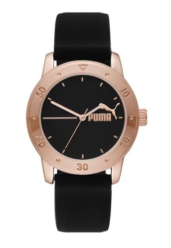 PUMA black Puma 6 Watch P6028 03AFBACE479326GS_1