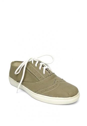 Ohrelle grey Shane Single-Toe Flats Sandals 34522SHE145617GS_1