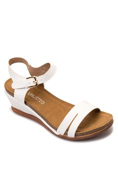 Belle Wedge Sandals