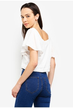 511f22ef2c8f5 Shop Cotton On Blouses for Women Online on ZALORA Philippines