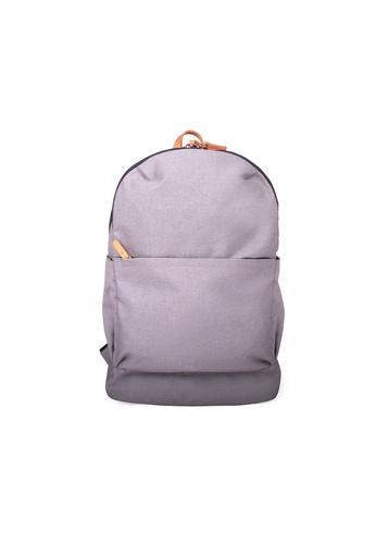 Samuel Ashley grey Samuel Ashley Austin City Backpack - Grey 5C7B3AC6893AA3GS_1