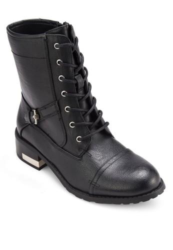 Cerirwen 繫帶筒靴、 女鞋、 鞋CallItSpringCerirwen繫帶筒靴最新折價