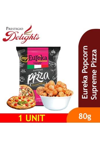 Prestigio Delights Eureka Popcorn Supreme Pizza 80g 7D34BES1075128GS_1