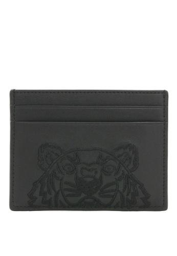 Kenzo black Card holder 071C1AC9495B79GS_1