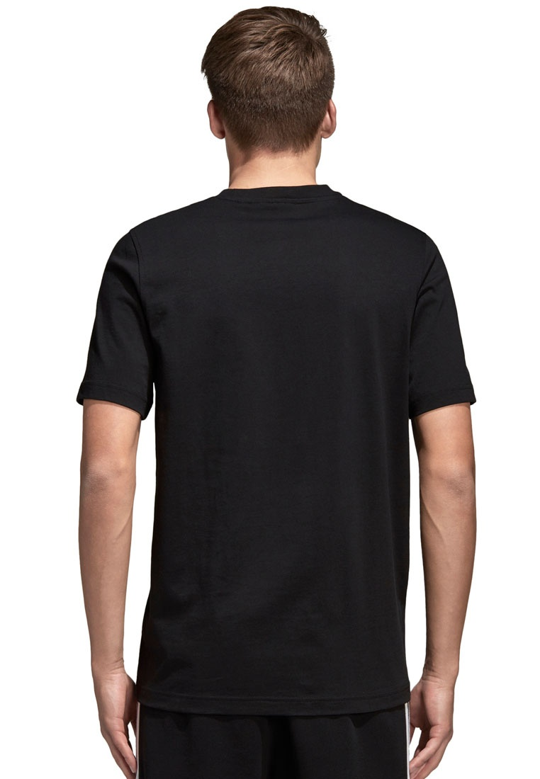 adidas trefoil Black adidas originals t shirt qS551xwI