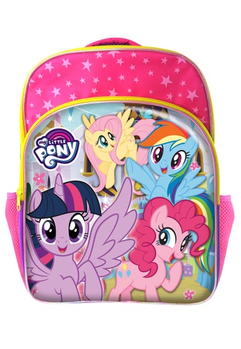 My Little Pony pink My Little Pony Friendship Primary School Bag A8779KCE7AF700GS_1