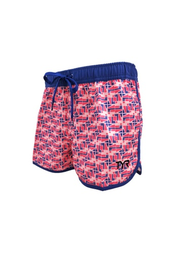 TYR pink TYR Lanae Boardshorts 0A9F9AA86E0AA3GS_1