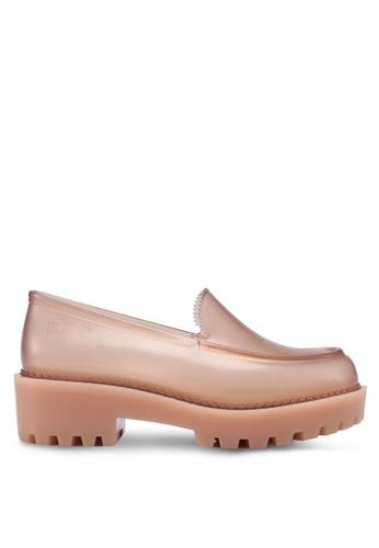 Melissa 米褐色 Melissa Panapana Ad 樂福鞋 F8DF1SH761AD8EGS_1