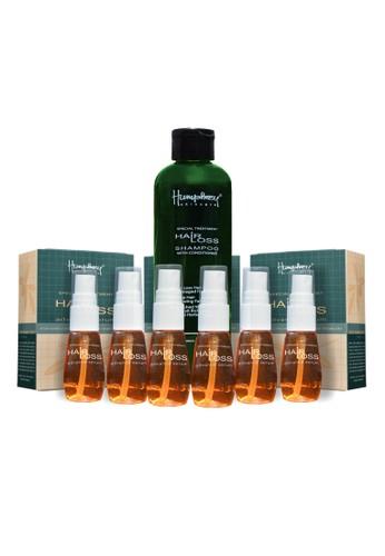 "Humphrey Skincare n/a Hairloss ""Big"" package (1 shampoo + 6 serum) 7CDCCES79910A3GS_1"