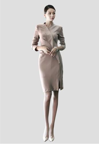 高雅氣esprit女裝質連衣裙, 服飾, 洋裝