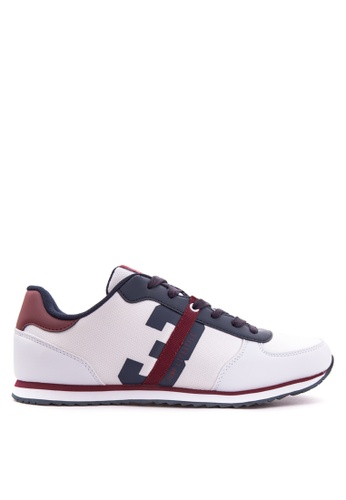 Jump white and multi JM-16-2318 Sneakers JU701SH88VOHPH_1