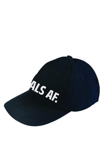 HYPE MNL blue Goals AF   Baseball Cap 3D40AAC06458F9GS_1