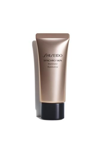 Shiseido beige Synchro Skin Illuminator Rose Gold 40ML 6C01CBEE640E8FGS_1